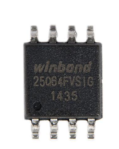 WINBOND W25Q64 – КУПИТЬ WINBOND W25Q64 НЕДОРОГО