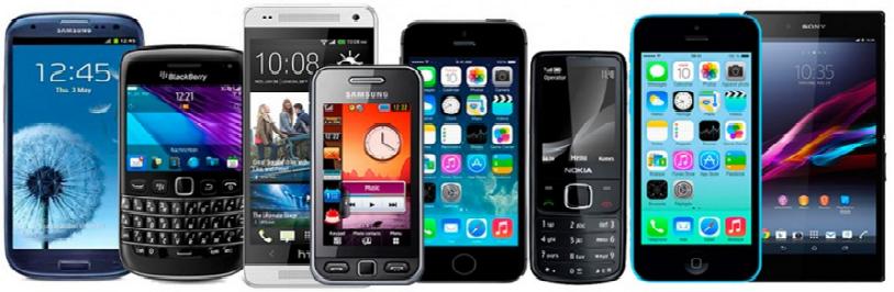 Стоимость ремонта смартфонов и сотовых телефонов в КИРОВСКЕ И ЛЕНИНГРАДСКОЙ ОБЛАСТИ: